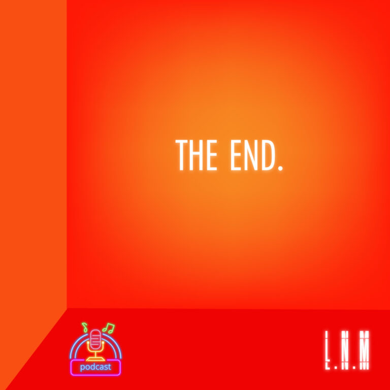 #44 THE END